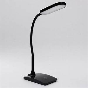 buy flexible dimmable rechargeable touch sensor led With table lamp user manual