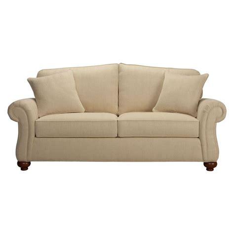ethan allen sofa 2 cushion two cushion sofa ethan allen us w out nailhead