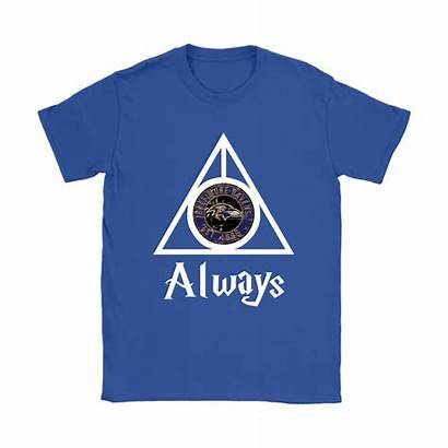 Saints Potter Harry Always Baltimore Orleans Slogan