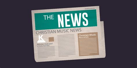 Where Can I Go To Find Christian Music News?