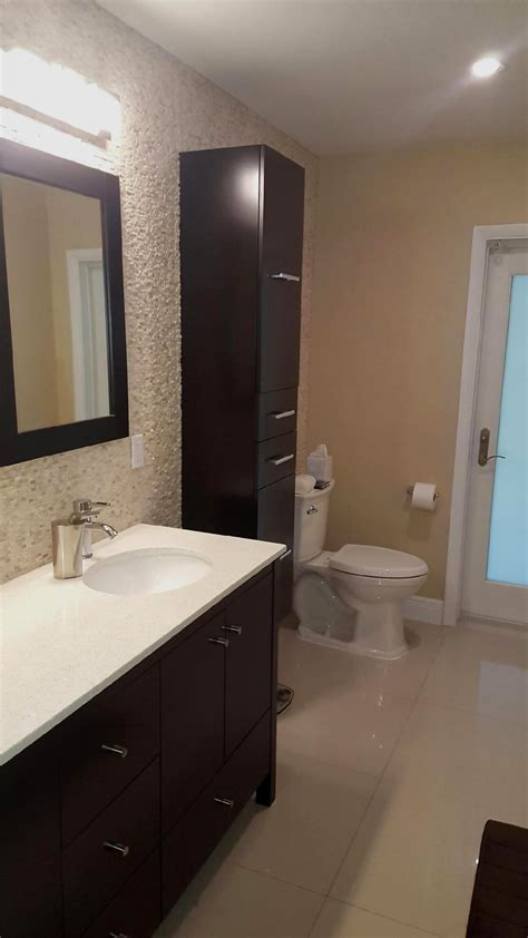 New Bathroom Remodel In Kendall — Miami General Contractor