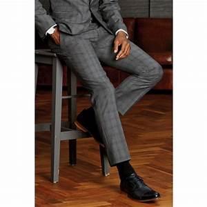Pantalon de costume slim a carreaux acheter ce produit for Pantalon carreaux homme