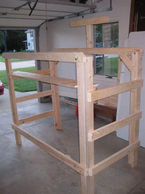 woodworking plans xl twin loft bed plans  plans
