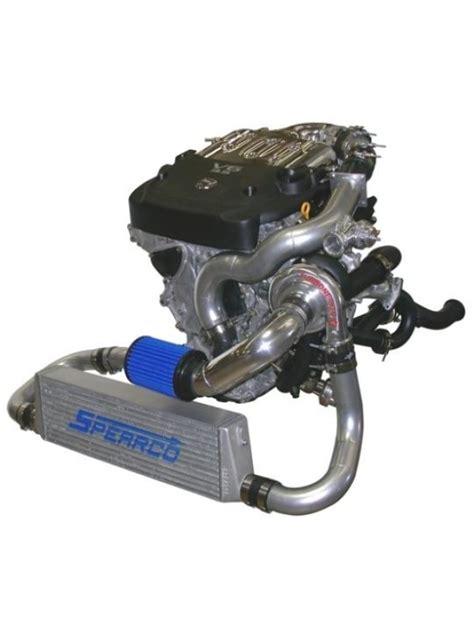 TURBONETICS SINGLE TURBO KIT - Forced Induction - 350Z / G35