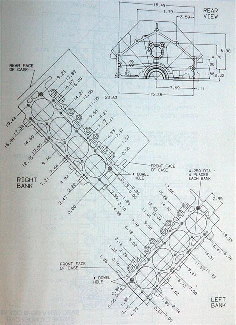 mychimaera engine  transmisstion details diagrams