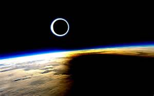 Sun and Moon Eclipse