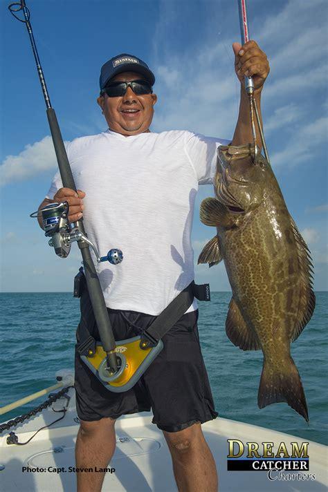 grouper season fishing key west yellowfin looks scheduling trips opens
