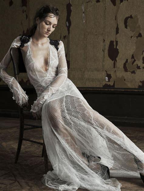 elena damy  favorite wedding gowns   york