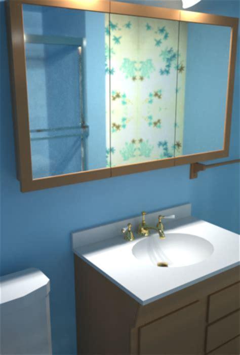 Bathroom: Luxrender vs. Indigo