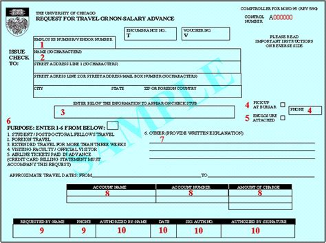 20026 employee advance form how to complete a travel advance form financial services