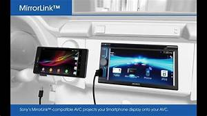 Application Compatible Mirrorlink : mirrorlink in car smartphone operation with sony car audio youtube ~ Medecine-chirurgie-esthetiques.com Avis de Voitures