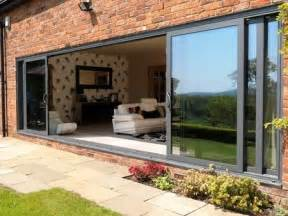 6 panel track aluminium patio door ours would be 4