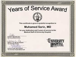 5 years service award quotes quotesgram With years of service award template