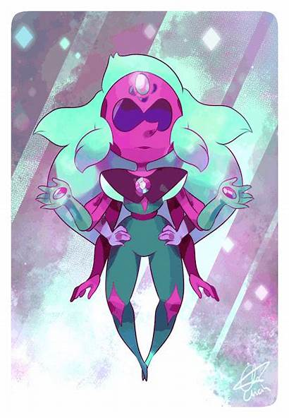 Alexandrite Steven Universe Su Peridot Fanart Pearl