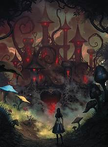 The Art of Alice: Madness Return | Introduction To Game ...