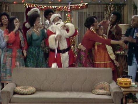 christmas tv history good times christmas