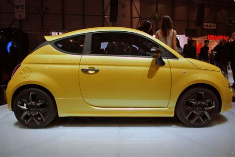 Fiat 500 Zagato by Fiat 500 Coupe By Zagato Designed For And Dynamic