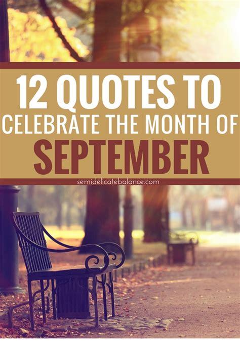 September Quotes Short | Qualads