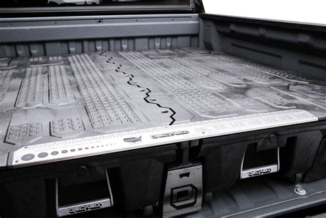 Decked Truck Bed Storage Dimensions by Decked Dt1 Truck Bed Storage System