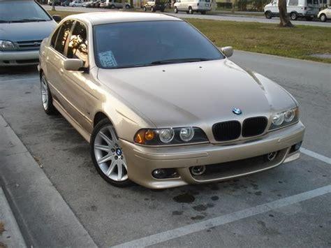 bmw 5 series e39 1995 2004 bmw e39 beige