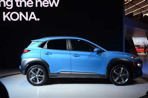 Salon De L'auto De Los Angeles  Le Hyundai Kona 2019 Est
