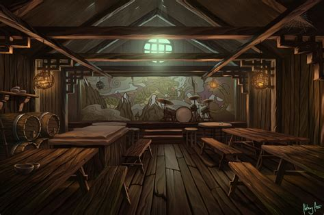 tavern  anthonyavondeviantartcom  atdeviantart