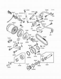 Kawasaki Vulcan 800 Parts Diagram