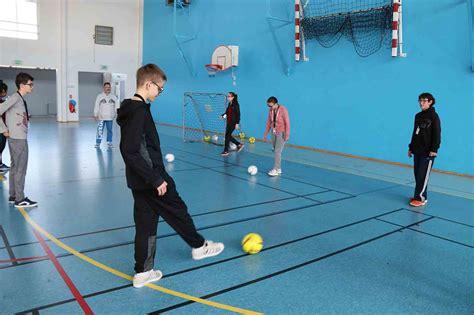 Sport Santé Bien-être : sensibilisation au Sport Adapté ...