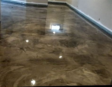 Floor Paint Marble by Epoxy Flooring Design Premier Concrete Coatings