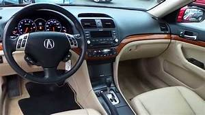2008 Acura Tsx  Red - Stock  31322a - Interior