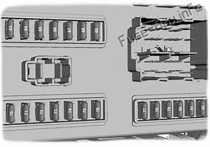 Fuse Box Diagram Ford Transit  2007