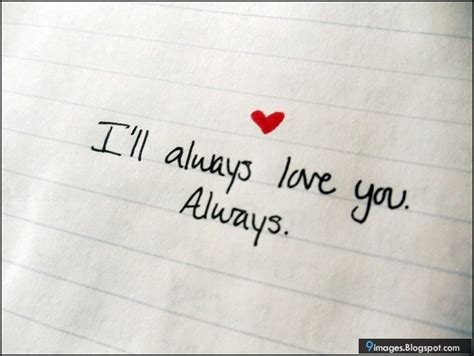 And I Will Always Love You Quotes