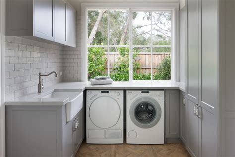 gray finish cabinets 10 fresh design ideas for a laundry room