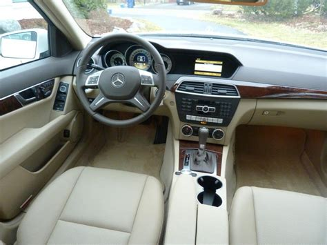 I hope you guys enjoy my review of this 2010 mercedes c300. C300 interior, photo courtesy Michael Karesh - The Truth About Cars