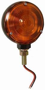Round Fender  U0026 Cab Mount Warning  U0026 Light