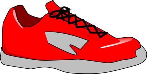 Clipart Shoes Shoe Clip At Clker Vector Clip