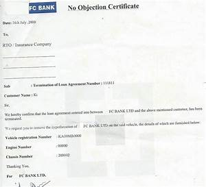 car loan pre closure letter format docoments ojazlink With no document car loan