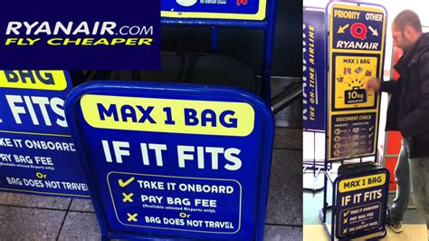 ryanair cabin baggage 66 ryanair luggage cost ryanair cabin baggage limits and