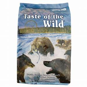 Taste of the Wild Pacific Stream with Salmon PetSolutions