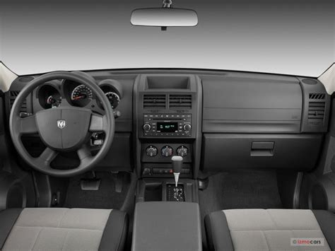 2008 Dodge Nitro Interior   U.S. News & World Report