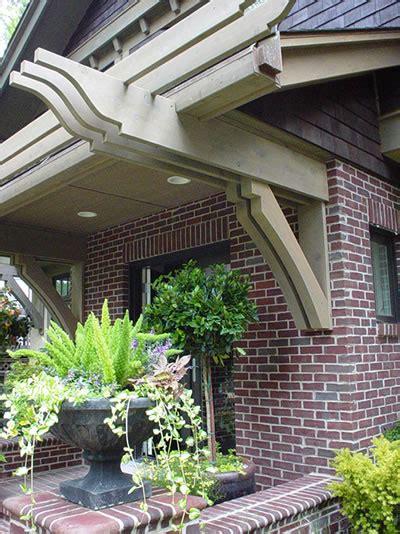 craftsman bungalow plans designed   narrow urban lot