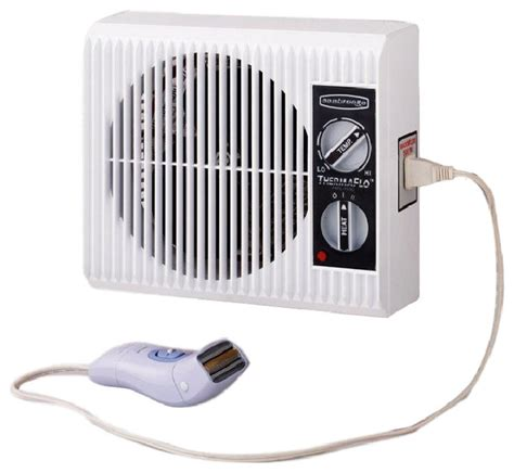 Radiant Bathroom Wall Heaters Electric seabreeze off the wall outlet mountable heater with