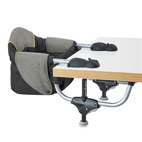 siege table chicco chicco travelseat hook on chair in sedona bed bath