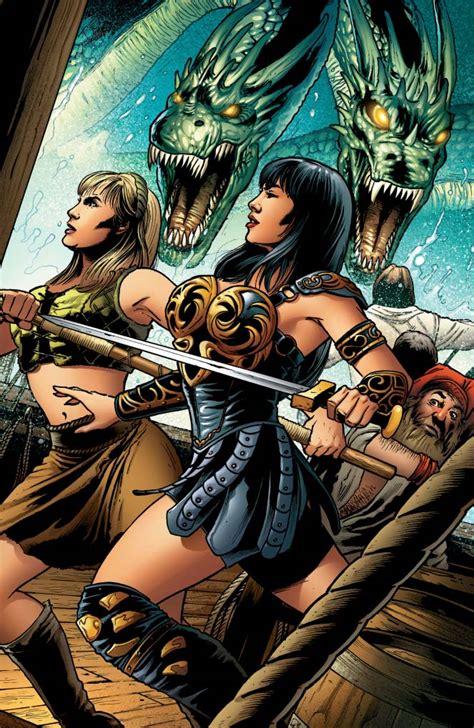 dynamite xena warrior princess  classic years