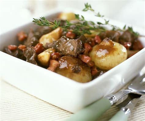 recette de cuisine grand mere bœuf bourguignon recette facile de grand mère