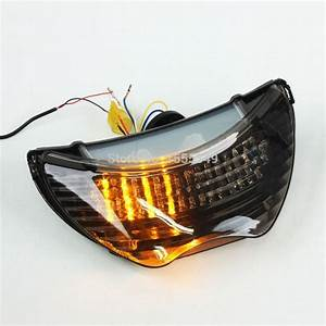 Yamaha R1 Integrated Tail Light Awesome