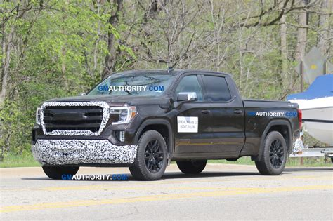 2019 Gmc Sierra Order Guide  Gm Authority