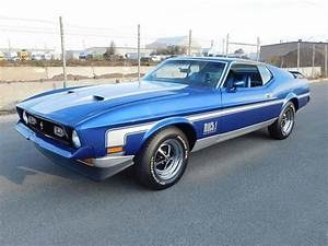 1971 Ford Mustang Mach 1 Fastback | Ford mustang, Classic cars, Ford classic cars