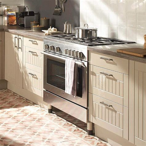 cuisine avec piano central cuisine equipee avec piano de cuisson maison design