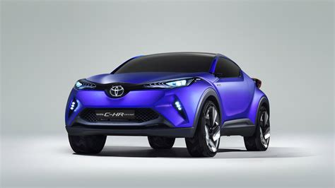 Toyota Yaris Hd Picture by Toyota C Hr Concept Wallpaper Hd Car Wallpapers Id 4830